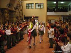 Acto Formal por el 25 de Mayo de Primaria 4