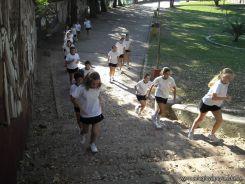Educacion Fisica en el Parque Mitre 11
