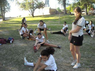 Educacion Fisica en el Parque Mitre 53