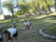 Educacion Fisica en el Parque Mitre 54