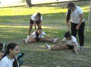 Educacion Fisica en el Parque Mitre 56