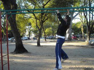 Educacion Fisica en el Parque Mitre 58
