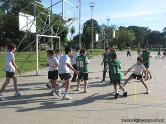 Nos preparamos para el Torneo Intercolegial 1