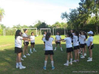 Nos preparamos para el Torneo Intercolegial 31