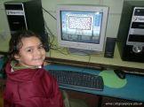 Primer grado en Sala de Computacion 18