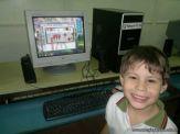 Primer grado en Sala de Computacion 50