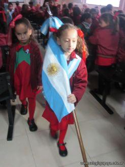 Dia de la Bandera en el Jardin 11