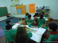 Ingles en Salas de 5 10
