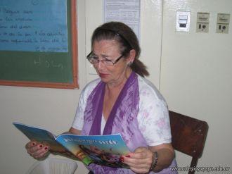 Obra de Teatro y Papas lectores 9