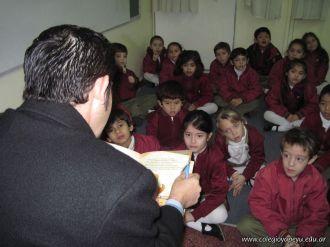Padres Lectores en Primaria 22-06 20