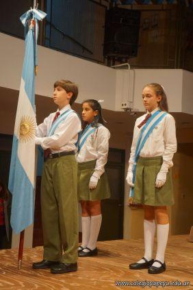 Promesa de Lealtad a la Bandera 82