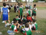 Futbol en Primaria 6