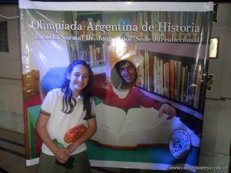Olimpiada de Historia 2012 1