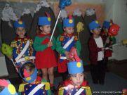 Soldados de San Martin 73