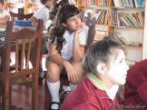 6to grado en Biblioteca 2