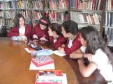 6to grado en Biblioteca 4