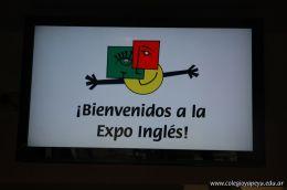 Expo Ingles de 3ro a 6to grado 1