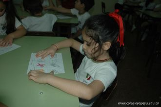 Un dia de Doble Escolaridad 201