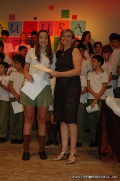 Acto de Clausura de la Educacion Secundaria 2012 112