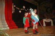 Acto de Clausura de la Promocion 2012 del Jardin 108
