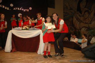 Acto de Clausura de la Promocion 2012 del Jardin 131
