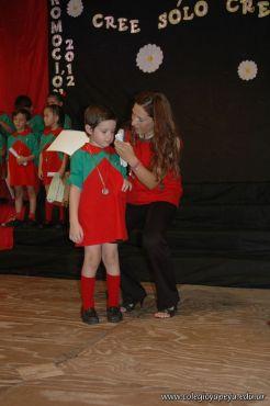 Acto de Clausura de la Promocion 2012 del Jardin 145