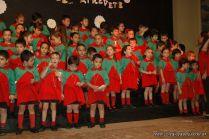 Acto de Clausura de la Promocion 2012 del Jardin 200