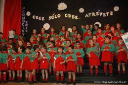 Acto de Clausura de la Promocion 2012 del Jardin 220