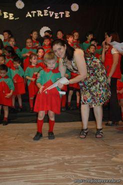 Acto de Clausura de la Promocion 2012 del Jardin 226