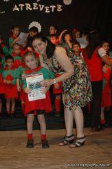 Acto de Clausura de la Promocion 2012 del Jardin 233