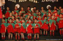 Acto de Clausura de la Promocion 2012 del Jardin 238
