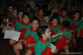 Acto de Clausura de la Promocion 2012 del Jardin 261