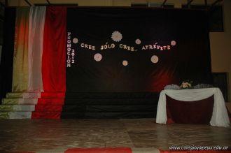 Acto de Clausura de la Promocion 2012 del Jardin 82