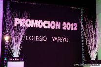 Recepcion de la Promocion 2012 1