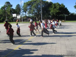 3er grado en el Campo Deportivo 21