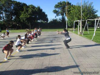 3er grado en el Campo Deportivo 9