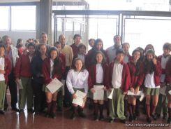 Entrega de Certificados en Secundaria 15