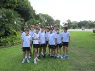 Primer Dia de Campo Deportivo de la Secundaria 1