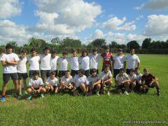 Primer Dia de Campo Deportivo de la Secundaria 11