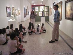 Visita al Museo 105