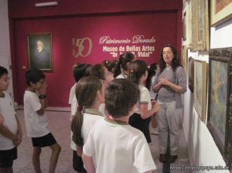Visita al Museo 126