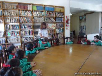 Salas de 4 en Biblioteca 31