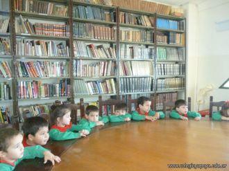 Salas de 4 en Biblioteca 53