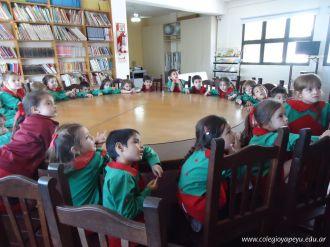 Salas de 4 en Biblioteca 9
