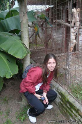 Visita al Corrientes Loro Park 17