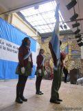 Acto por el Dia de la Bandera de la Secundaria 11