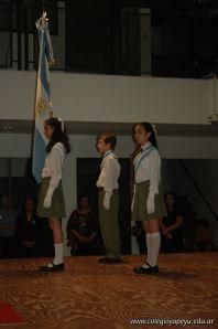 Acto por el Dia de la Independencia en la Primaria 29