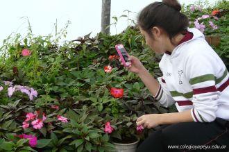 Visita a la Escuela de Jardineria Nro. 13 9