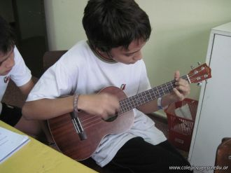 Ensayo en Musica 11