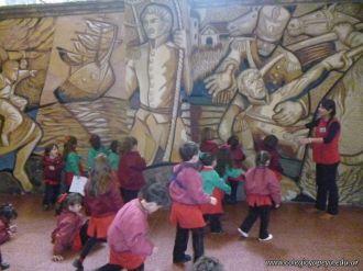Salas de 4 disfrutan del Mural 6